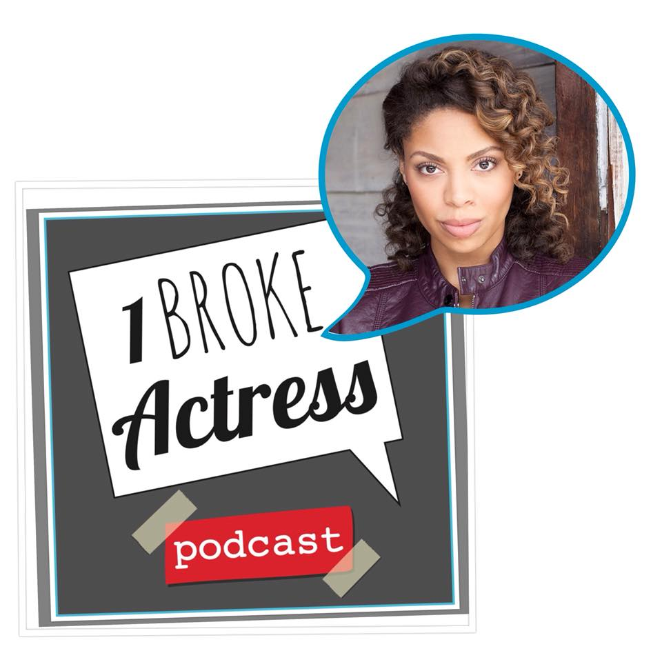 Ciera Joins The 1 Broke Actress Podcast
